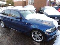 2008 BMW 1 SERIES 2.0 120D M SPORT 5d 175 BHP £6000.00