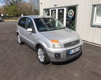 USED 2006 56 FORD FUSION 1.6 PLUS AUTOMATIC THIS VEHICLE IS AT SITE 1 - TO VIEW CALL US ON 01903 892224