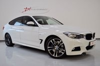 2014 BMW 3 SERIES GRAN TURISMO 3.0 335I M SPORT GRAN TURISMO 5d AUTO 302 BHP £19450.00