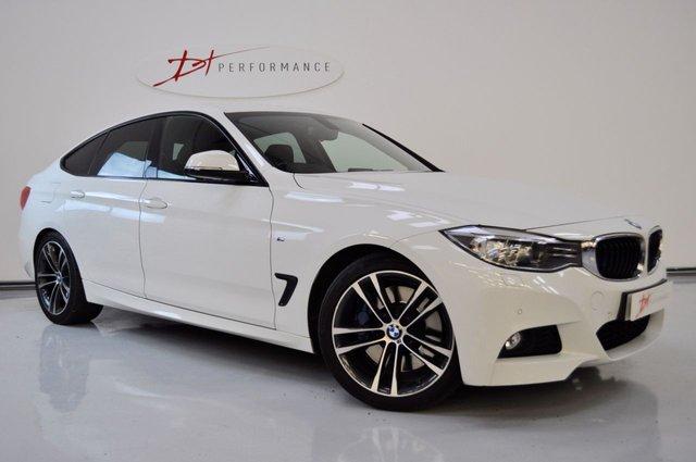 2014 14 BMW 3 SERIES GRAN TURISMO 3.0 335I M SPORT GRAN TURISMO 5d AUTO 302 BHP