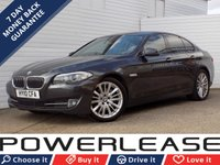 2010 BMW 5 SERIES 3.0 525D SE 4d AUTO 202 BHP £8449.00