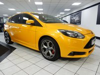 2013 FORD FOCUS 2.0 ST-3 250 BHP £13950.00