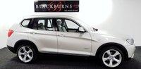 USED 2010 60 BMW X3 2.0 XDRIVE20D SE 5d AUTO 181 BHP