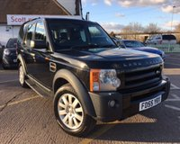 2005 LAND ROVER DISCOVERY 2.7 3 TDV6 SE 5d AUTO 188 BHP £6000.00