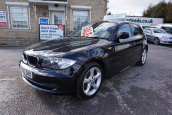 2010 BMW 1 SERIES 2.0 118D SPORT 5DR ( £30 ROAD TAX ! ) £5989.00