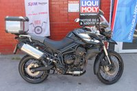 2012 TRIUMPH TIGER 800 XC *Finance Available, Free UK Delivery* £5490.00