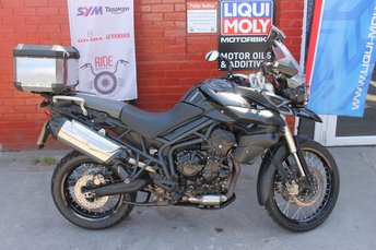 View our TRIUMPH TIGER 800 XC
