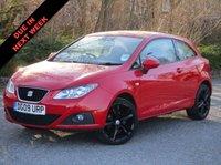 2009 SEAT IBIZA 1.6 SPORT 3d 103 BHP £3495.00