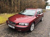 2003 VOLVO V70 2.4 D5 SE 5d 163 BHP £1699.00