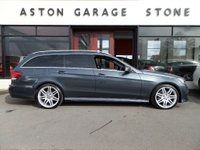USED 2015 64 MERCEDES-BENZ E CLASS 3.0 E350 BLUETEC AMG LINE PREMIUM AUTO 255 BHP **PAN ROOF * SAT NAV ** ** PAN ROOF * CAMERA * MEMORY LEATHER SEATS **