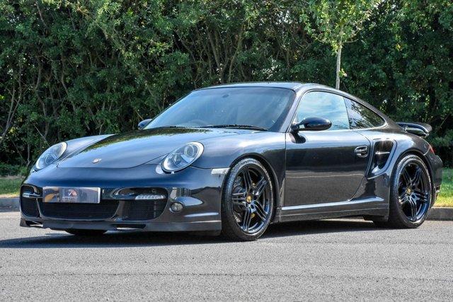 2006 PORSCHE 911 3.6 TURBO 2d 474 BHP