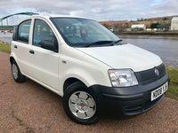 2008 FIAT PANDA 1.1 ACTIVE 5d 54 BHP £2995.00