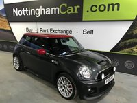 2012 MINI HATCH JOHN COOPER WORKS