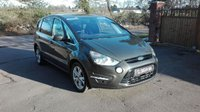 USED 2012 62 FORD S-MAX 2.0 TITANIUM TDCI 5d AUTO 7 SEAT Air Conditioning, 7 Seats