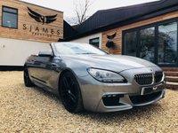 2014 BMW 6 SERIES 3.0 640D M SPORT 2d AUTO 309 BHP £24490.00