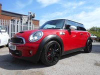 USED 2009 58 MINI HATCH JOHN COOPER WORKS 1.6 JOHN COOPER WORKS 3d 208 BHP jCW UPGRADE KIT FITTED 210BHP