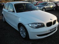 2009 BMW 1 SERIES 2.0 118D ES 5d 141 BHP £SOLD