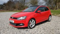 USED 2011 VOLKSWAGEN POLO 1.4 GTI DSG 3d 177 BHP