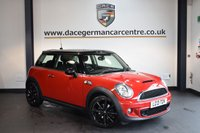 USED 2013 13 MINI HATCH COOPER 2.0 COOPER SD 3DR 141 BHP + FULL SERVICE HISTORY + SATELLITE NAVIGATION + BLUETOOTH + CRUISE CONTROL + DAB RADIO + 17 INCH ALLOY WHEELS +