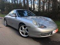 1999 PORSCHE 911 3.4 CARRERA 2d 300 BHP £13995.00