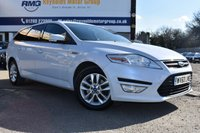 USED 2010 60 FORD MONDEO 2.0 ZETEC TDCI 5d 138 BHP THE CAR FINANCE SPECIALIST