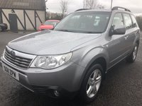 USED 2011 11 SUBARU FORESTER 2.0 XS 5d 150 BHP