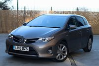 USED 2015 15 TOYOTA AURIS 1.8 EXCEL VVT-I 5d AUTO 99 BHP