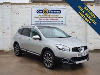 USED 2012 12 NISSAN QASHQAI+2 1.6 PLUS 2 N-TEC PLUS IS DCI 4WDS/S 5d 130 BHP Full Service History Huge Spec 0% Deposit Finance Available