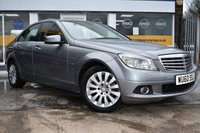USED 2010 MERCEDES-BENZ C 200 MERCEDES-BENZ C CLASS DIESEL SALOON C200 CDI BlueEFFICIENCY THE CAR FINANCE SPECIALIST