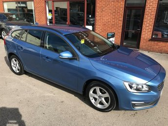 2015 VOLVO V60 2.0 D4 BUSINESS EDITION 5d 178 BHP £SOLD
