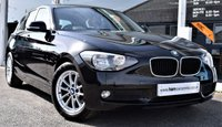 2014 BMW 1 SERIES 1.6 116D EFFICIENTDYNAMICS 5d 114 BHP £9990.00