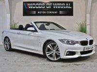 2014 BMW 4 SERIES 2.0 420D M SPORT 2d AUTO 181 BHP £18980.00