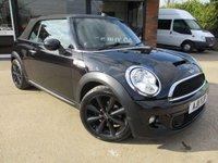 2011 MINI CONVERTIBLE 2.0 COOPER SD 2d AUTO 141 BHP £10000.00
