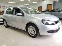 2011 VOLKSWAGEN GOLF 1.6 S TDI 5d 103 BHP £5990.00
