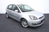 2006 FORD FIESTA 1.4 GHIA 16V 5d 78 BHP £SOLD