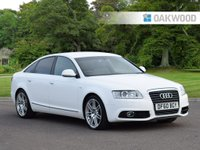 USED 2011 60 AUDI A6 2.0 TDI S LINE SPECIAL EDITION 4d 168 BHP