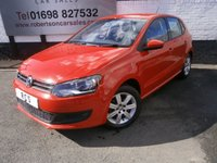 2009 VOLKSWAGEN POLO 1.4 SE 5dr £5495.00