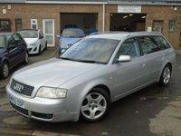 2003 AUDI A6 1.9 AVANT TDI SE 5d 129 BHP £895.00