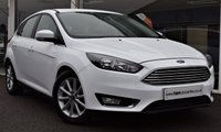 USED 2016 65 FORD FOCUS 2.0 TITANIUM TDCI 5d 148 BHP AUTOMATIC ONLY £30 PER/YEAR ROAD TAX