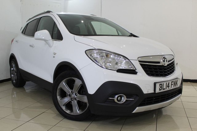 View our 2014 14 VAUXHALL MOKKA 1.4 SE S/S 5DR 138 BHP