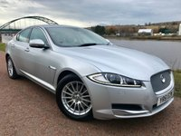 2011 JAGUAR XF 2.2 D LUXURY 4d 190 BHP £11990.00