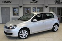 USED 2011 60 VOLKSWAGEN GOLF 1.4 SE TSI 5d 121 BHP FULL SERVICE HISTORY + TOUCH SCREEN MONITOR + AIR CONDITIONING + AUTOMATIC LIGHTS + 16 INCH ALLOYS