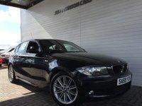 USED 2009 59 BMW 1 SERIES 2.0 118I M SPORT 5d 141 BHP