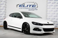 USED 2009 09 VOLKSWAGEN SCIROCCO 2.0 TDI 3d 140 BHP OETTINGER SHOW CAR - COMPLETE ONE-OFF - 200BHP DIESEL RETURNING 50+MPG / OETTINGER ALLOYS, FULL BODYKIT WITH QUAD EXHAUST / FULL SERVICE HISTORY - SHOW STOPPER!!