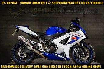 2008 SUZUKI GSXR1000 1000cc £5291.00