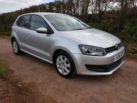 USED 2010 10 VOLKSWAGEN POLO 1.2 SE 5d 70 BHP **1 OWNER**GREAT CONDITION**SUPERB DRIVE**