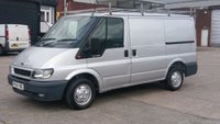 2004 FORD TRANSIT 2.0 280S 1d 100 BHP 2 OWNER FULL VOSA PRINT OUT \ NO VAT TO ADD /// VERY CLEAN PART X VAN ///// £2290.00