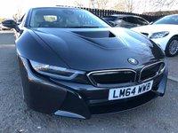 USED 2014 64 BMW I8 1.5 I8 2d AUTO 228 BHP