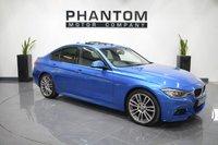 2015 BMW 3 SERIES 2.0 320D M SPORT 4d AUTO 181 BHP £18490.00