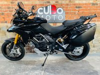 USED 2011 11 DUCATI MULTISTRADA 1200 S ABS TOURING FULL DUCATI SERVICE HISTORY